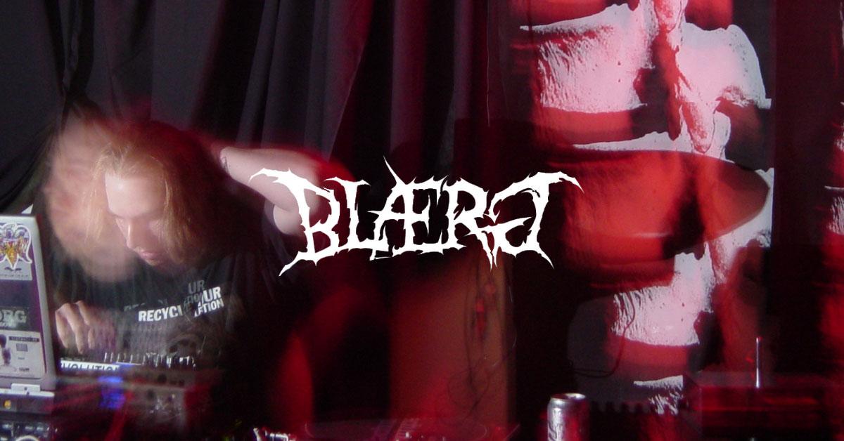 BLAERG logo