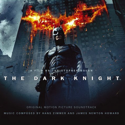 "Hans Zimmer and James Newton Howard, ""The Dark Knight"" Soundtrack"