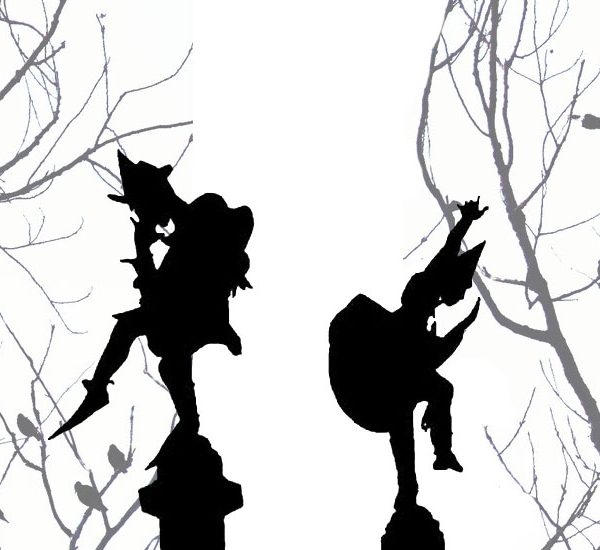 Silhouettes Cover