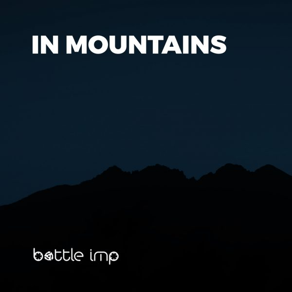 In Mountains cover